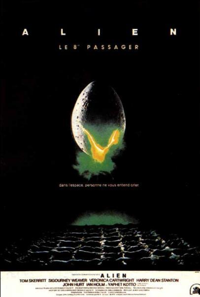 Alien, le huitième passager : qui a réalisé ce film d'horreur et de science fiction sorti en 1979 ?