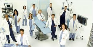 Ils travaillent dans un grand hôpital :