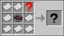 Quel objet remplace le point d'interrogation noir ?