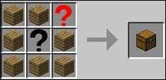 Quel objet remplace le point d'interrogation rouge ?