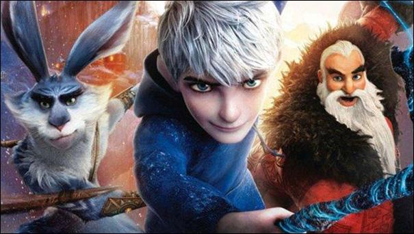 Dans  Les 5 légendes , que peut maîtriser Jack Frost ?