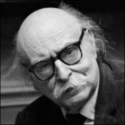 Je suis né le 30 octobre 1894 à Paris et décède le 4 septembre 1977 à Ville-d'Avray (Hauts-de Seine). Écrivain, moraliste, biologiste, historien des sciences et académicien français, on me doit des œuvres comme  La loi des riches  ou  De l'amour des idées , qui suis-je ?
