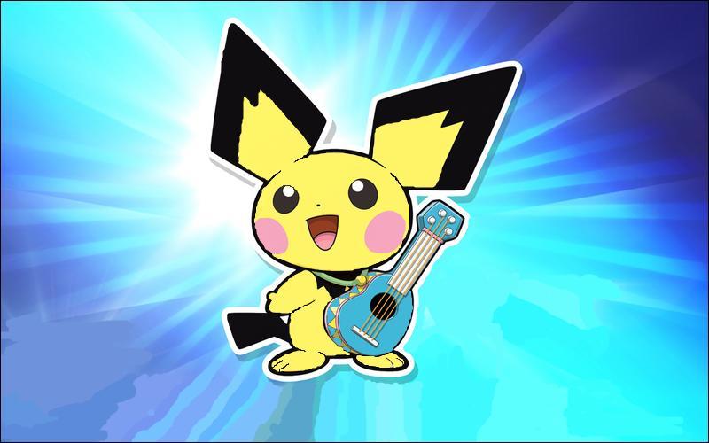 Quel est ce Pokemon ?
