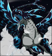 Comment s'appelle le dragon qui a tué une partie des membres de Fairy Tail sur l'île de Tenro ?