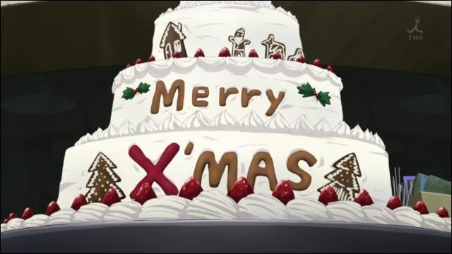 Pourquoi Rin prépare-t-il un gâteau de Noël à la place d'un gâteau d'anniversaire ?