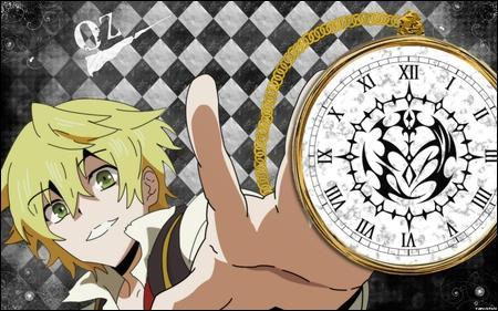 Où Oz trouve-t-il la montre ?