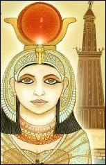 À la naissance de Cléopâtre, Alexandrie :