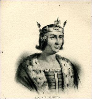 La mort de la famille de Louis X, qui aboutira à la fin de la dynastie capétienne, est le thème du film  Les Rois maudits . Par exemple, son fils posthume meurt à l'âge de 5 jours, après avoir régné toute sa courte vie. Il s'agit de :