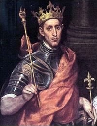 Au cours de quel siècle le roi de France Saint-Louis ou Louis IX a-t-il vécu et eu une influence considérable, si bien que ce siècle est parfois appelé  Le siècle d'or de Saint Louis  ?