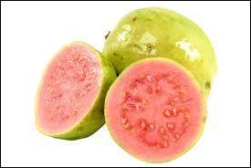 Je suis un fruit tropical d'origine brésilienne et antillaise, je suis :