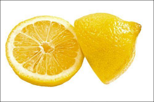 Je suis jaune et très acide, je suis :