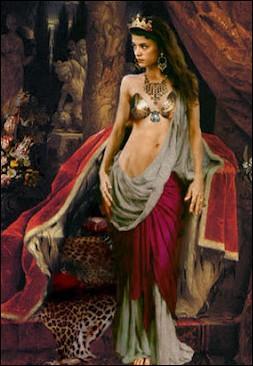 Et, de son côté, quel intérêt principal Cléopâtre a-t-elle d'entretenir une liaison avec César ?