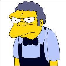 Comment s'appelle ce vieux monsieur aux cheveux gris ?