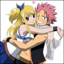 Couples de Fairy Tail