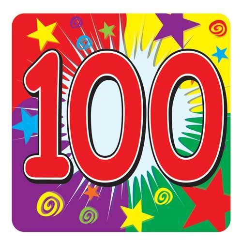 96- Le nombre 100 : Vrai/Faux