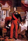 De la maison d'Orléans, je suis proclamé  roi des Français . Je règne jusqu'au  Printemps des Peuples  de 1848.