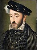 Deuxième fils de François Ier, je règne de 1547 à 1559. Je meurs lors d'un tournois, d'une lance plantée dans le crâne.