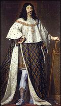 Louis XIII règne jusqu'en 1643. Il était surnommé...