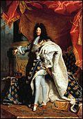 Je suis le Roi-Soleil. Mon très long règne se termine en 1715. Je suis...