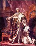Arrière-petit-fils du dernier, je débute mon règne en 1723, après la régence de Philippe d'Orléans, et l'achève en 1774.