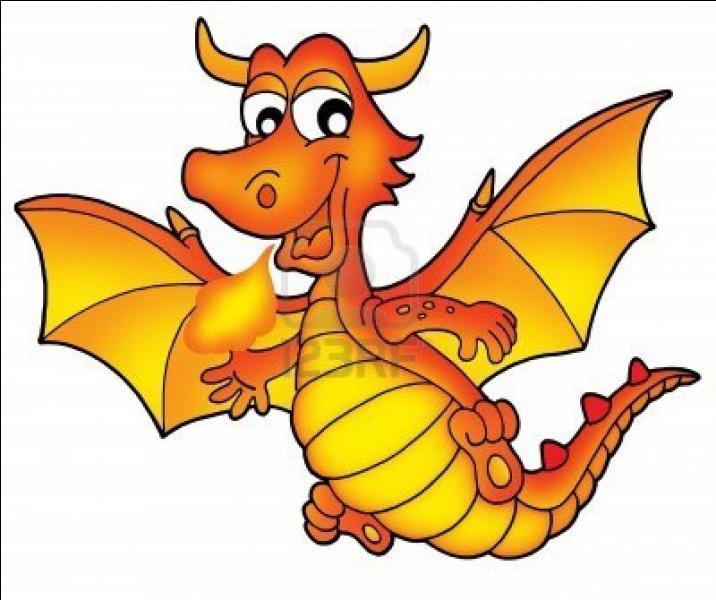 Comment s'appelle le dragon qui garde la Toison d'or à la colonie des Sang-mêlés ?