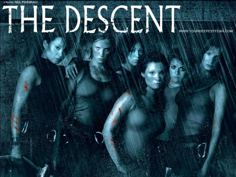 Qui sont les réalisateurs de  The Descent  un et deux ?