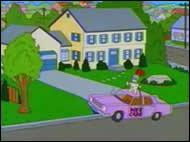 Qui est le voisin de cette maison ?