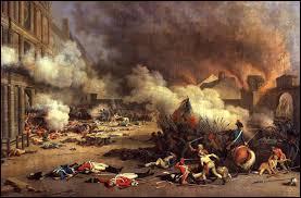 Quel évènement conduit Louis XVI et sa famille en prison ?
