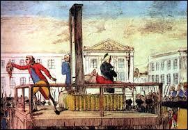 Louis XVI est exécuté le 21 janvier 1793. De quoi était-il accusé ?