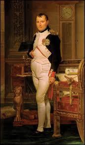 La Révolution française se termine par le coup d'État du 18 brumaire an II. Qui était l'auteur de ce coup d'État ?