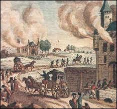 Quel est l'évènement déclencheur de la Grande Peur (juillet 1789) ?