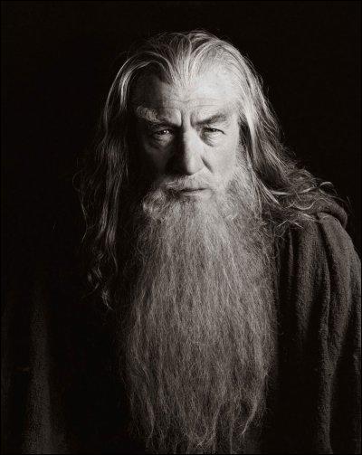 Qui appelle Gandalf  Tharkûn  ?
