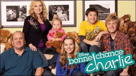 Sur quelle chaîne de Canal Sat est diffusée  Bonne chance Charlie  ?