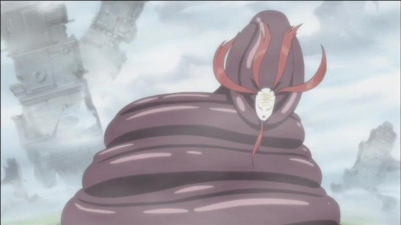 Cette sangsue est un biju qui n'apparaît que dans le 2e film de  Naruto Shippuden , mais ne fait pas vraiment un biju et elle n'est citée à aucun moment dans le manga. Pour la bonne réponse, il suffit juste de savoir dire 0 en japonais !