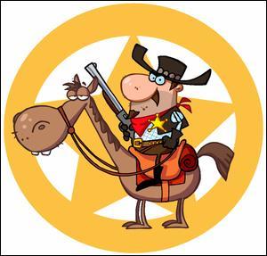 Dans quelle(s) langue(s) le mot  sheriff  est-il bien écrit ?