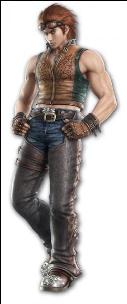 Quel âge a Hwoarang dans  Tekken 3  ?