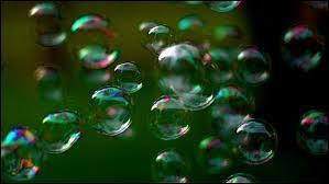 Coincer la bulle  est une phrase utilisée pour :