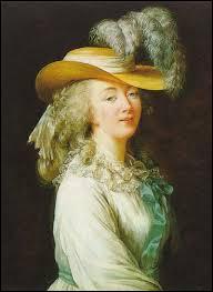 La comtesse du Barry est restée célèbre car...