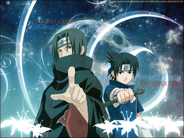Qui gagne lors du premier affrontement contre Itachi et Sasuke ?