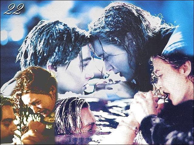 De qui suis-je amoureux dans Titanic ?