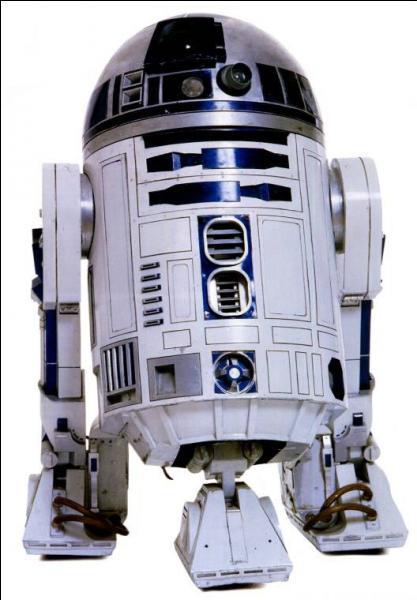 Quel est l'ami de R2-D2 ?