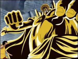 De quel type de fruit Sengoku a-t-il les pouvoirs ?