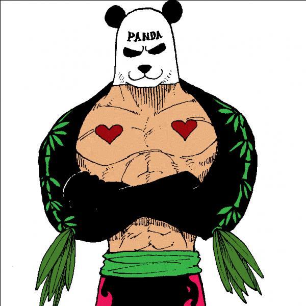 Dans quel tome Pandaman fait-il sa première apparition ?