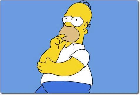 Le vrai prénom d'Homer est :