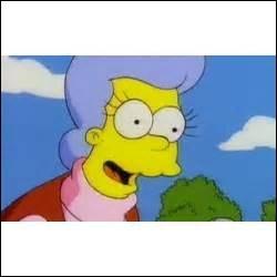Comment s'appelle la mère d'Homer ?