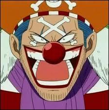 Ce capitaine corsaire déteste Luffy car il lui a infligé une cuisante défaite mais  l'apprécie de plus en plus  après que Luffy l'ait aidé à s'enfuir d'Impel Down. Qui est-il ?