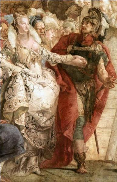 En -41, Antoine convoque Cléopâtre. Où se passe cette rencontre mythique ?