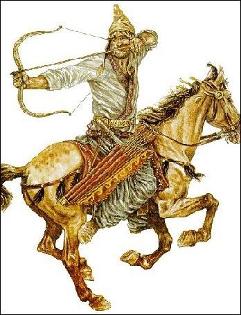 Antoine a besoin de l'or de Cléopâtre pour mener à bien sa guerre contre un peuple d'Orient, ennemi traditionnel des Romains, que César avait déjà combattu, en vain. Lesquels ?