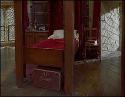 Quel élève ne partage pas la chambre de Harry et de Ron dans le dortoir des Gryffondor ?