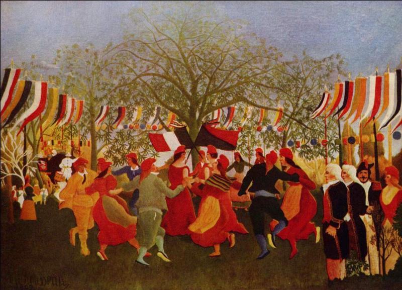 Le centenaire de l'Indépendance, 1892